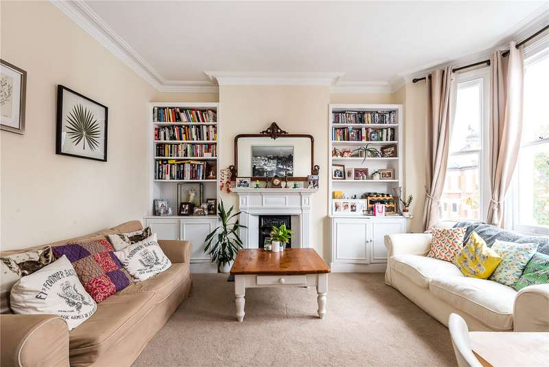 2 Bedrooms Apartment Flat for sale in Brayburne Avenue, London, SW4