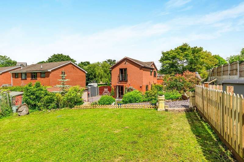 4 Bedrooms Detached House for sale in Millbank, Appley Bridge, Wigan, Lancashire, WN6