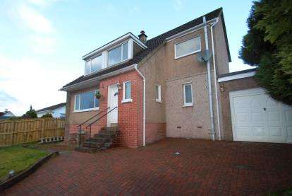 4 Bedrooms Detached House for sale in Mackenzie Drive, Kilbarchan