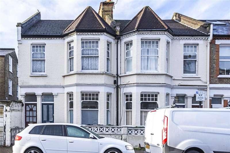 2 Bedrooms Flat for sale in Littlebury Road, London, SW4