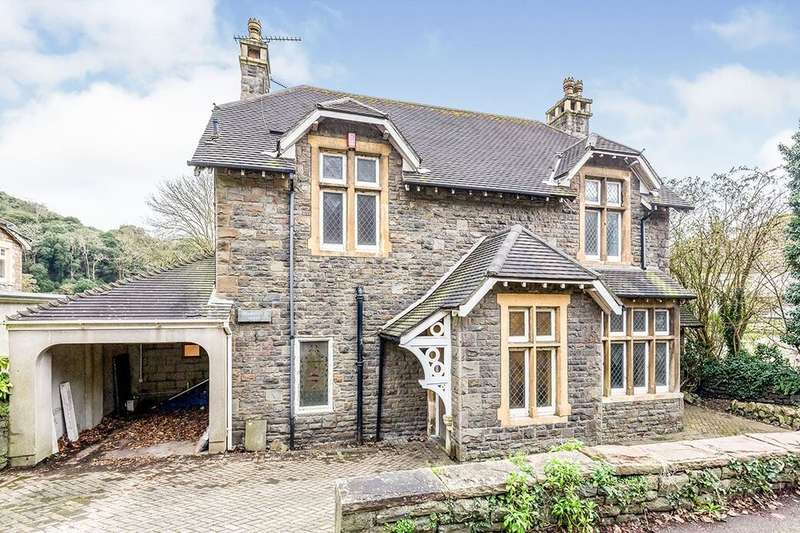 5 Bedrooms Detached House for sale in Walton Road, Clevedon, BS21