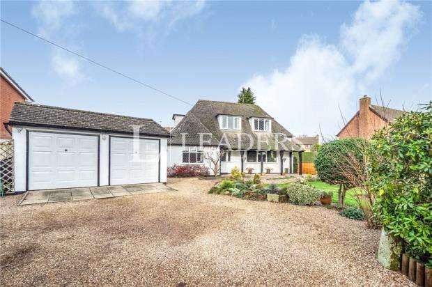 4 Bedrooms Detached House for sale in Glasshouse Lane, Kenilworth, Warwickshire