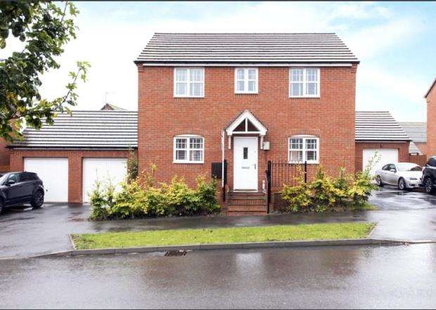 3 Bedrooms Detached House for sale in Chapple Hyam Avenue, Bishops Itchington, Southam