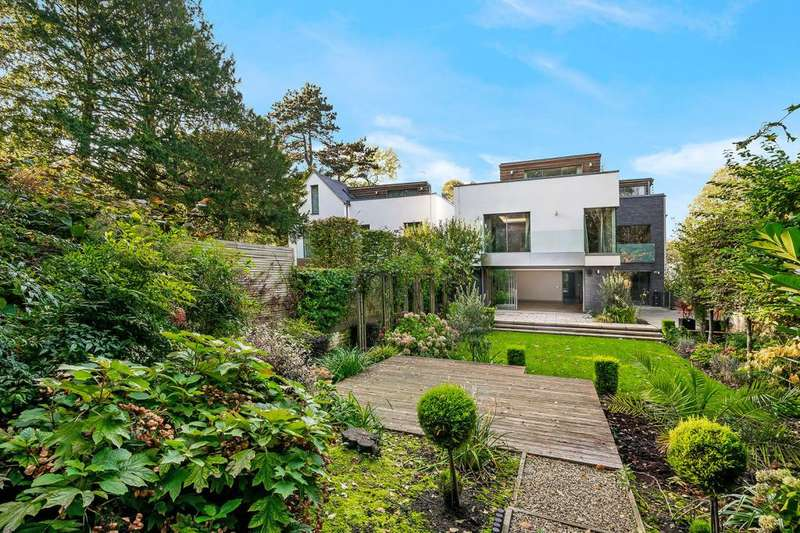 6 Bedrooms Detached House for sale in Hampstead NW3