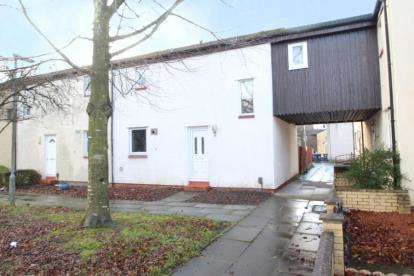 3 Bedrooms Terraced House for sale in Lanfine Way, Girdle Toll, Irvine, North Ayrshire