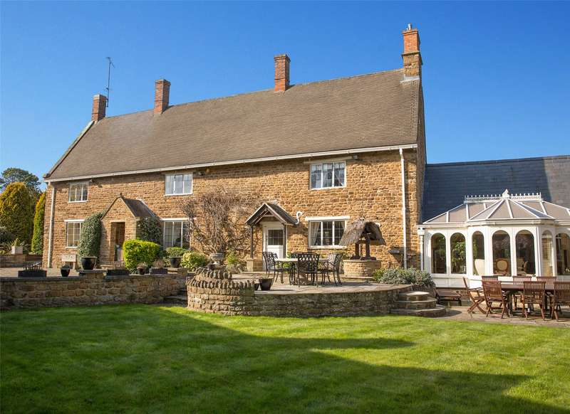 6 Bedrooms Detached House for sale in Banbury Road, Chacombe, Banbury, Northamptonshire, OX17