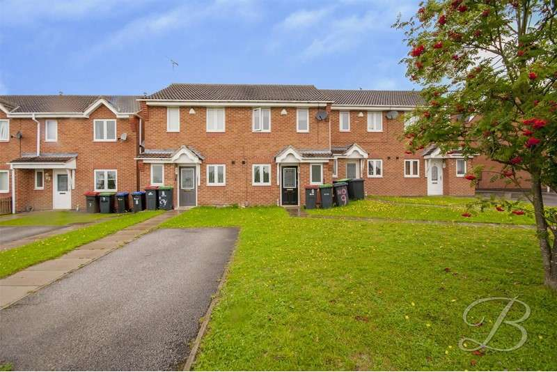 2 Bedrooms Property for sale in Millers Way, Kirkby-in-Ashfield, Nottingham, Nottinghamshire, NG17 8RF