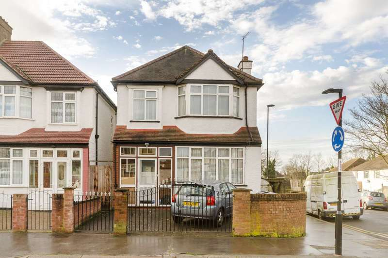 3 Bedrooms House for sale in Norbury Avenue, Thornton Heath, CR7