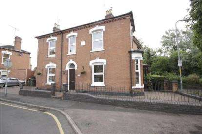 1 Bedroom Flat for sale in Lowell Street, Worcester, Worcestershire, .