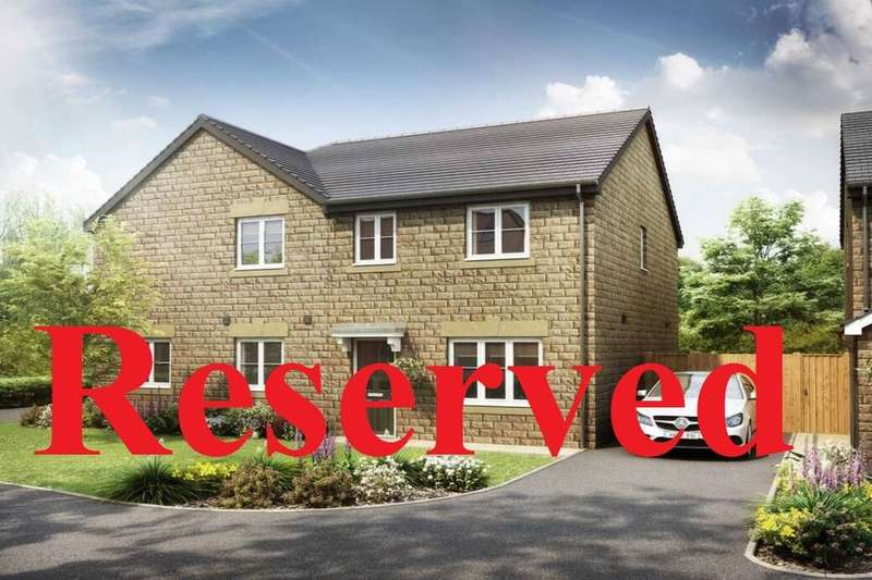 3 Bedrooms Semi Detached House for sale in The Windermere Cranberry Lane, Darwen, BB3