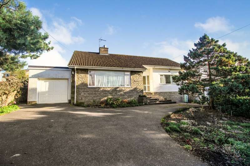 2 Bedrooms Detached Bungalow for sale in Old Park Road, Clevedon, BS21