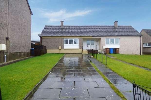 1 Bedroom Semi Detached Bungalow for sale in Polkemmet Drive, Harthill, Shotts, West Lothian