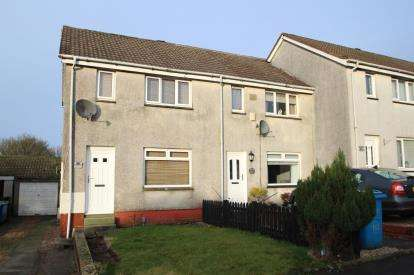 3 Bedrooms End Of Terrace House for sale in Glen Shee Avenue, Neilston