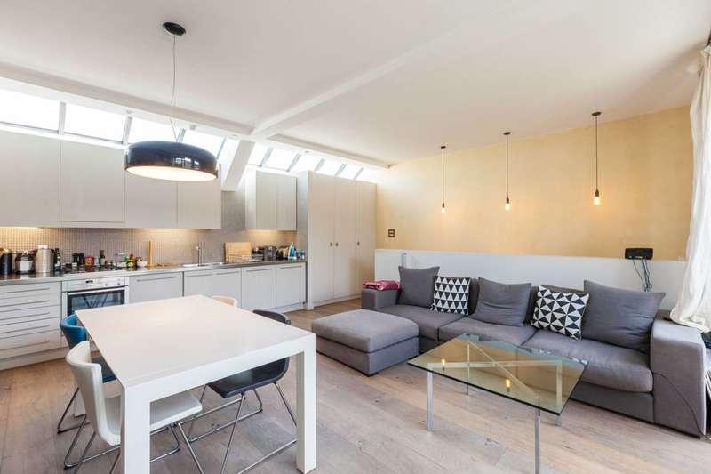 2 Bedrooms Maisonette Flat for sale in Kingsland Road, Shoreditch, E2