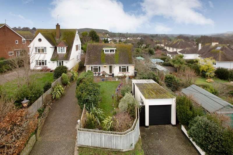 4 Bedrooms Property for sale in Raleigh Road, Budleigh Salterton