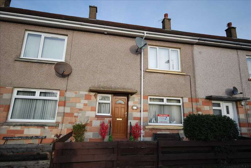 2 Bedrooms Terraced House for sale in Holehouse Road, Largs
