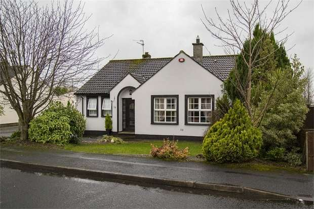 3 Bedrooms Detached Bungalow for sale in The Orchard, Strabane, County Tyrone