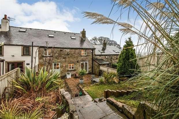 4 Bedrooms House for sale in Trapp Lane, Simonstone, Burnley, Lancashire