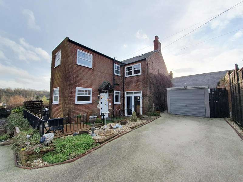 4 Bedrooms Semi Detached House for sale in Thieves Bank, Choppington