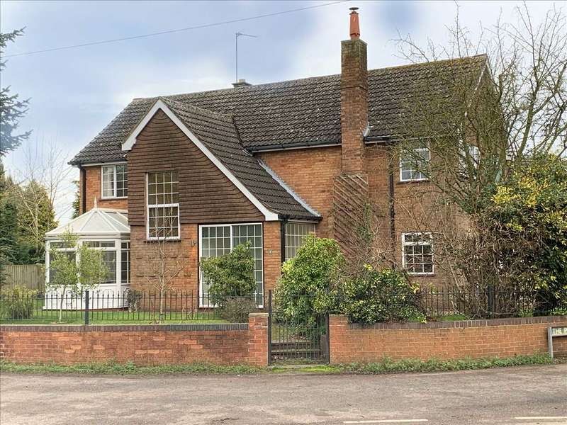 4 Bedrooms Detached House for sale in The Paddock, Stafford
