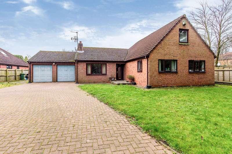 5 Bedrooms Detached Bungalow for sale in Cedar Grove, Barton, Richmond, North Yorkshire, DL10