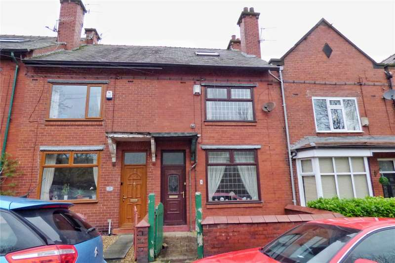 3 Bedrooms Terraced House for sale in Cemetery Road, Mossley, OL5