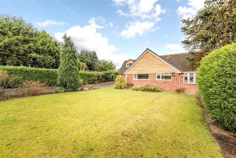 4 Bedrooms Bungalow for sale in Summercourt Drive, Kingswinford, DY6 9QL