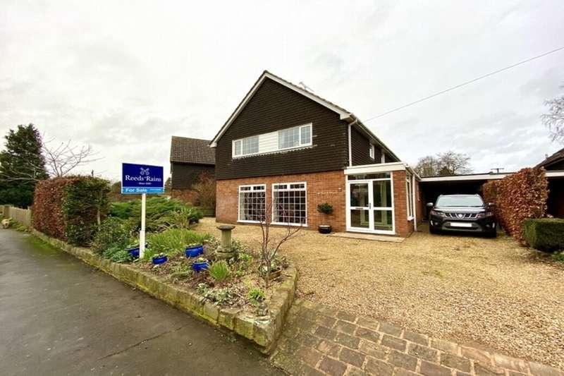 4 Bedrooms Detached House for sale in Wyche Lane, Bunbury, Tarporley, CW6