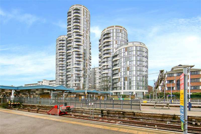 2 Bedrooms Apartment Flat for sale in Panorama Tower, 360 Barking, Barking, IG11