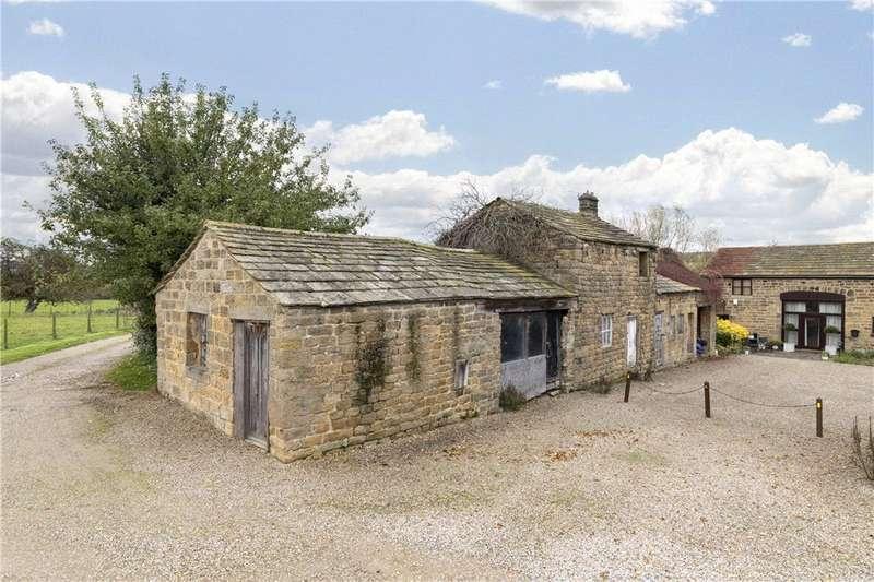 3 Bedrooms Unique Property for sale in Midgley Farm, East Busk Lane, Otley