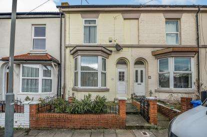 3 Bedrooms Terraced House for sale in Florence Street, Liverpool, Merseyside, L4