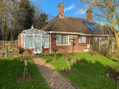 2 Bedrooms Bungalow for sale in Horning, Norwich, Norfolk