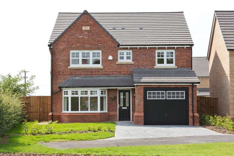4 Bedrooms Detached House for sale in St Petersfield, Inskip, Preston, PR4 0TT