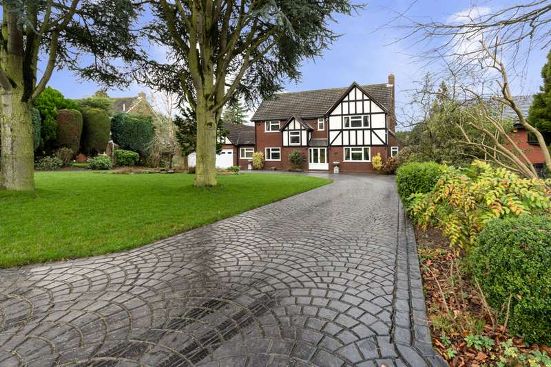 5 Bedrooms Property for sale in 'The Cedars' Redlake Drive, Pedmore