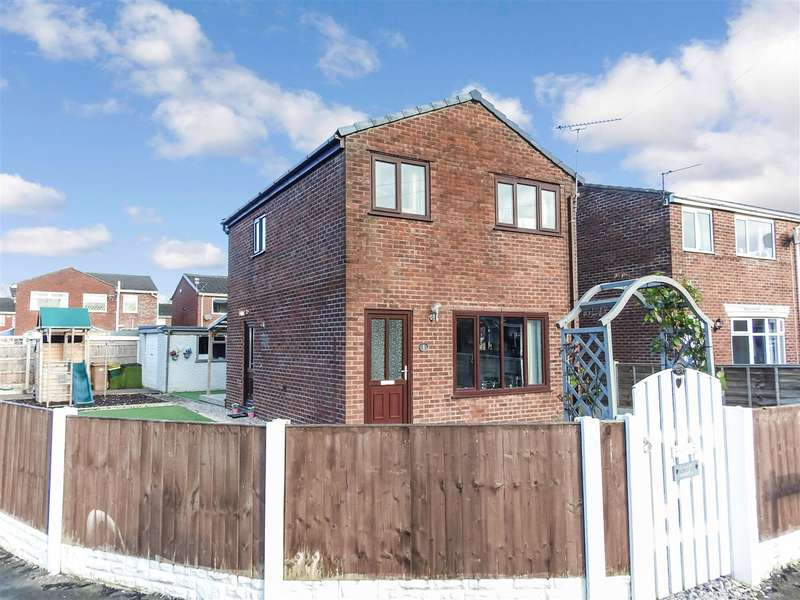3 Bedrooms Detached House for sale in Aldwych Drive, Lostock Hall