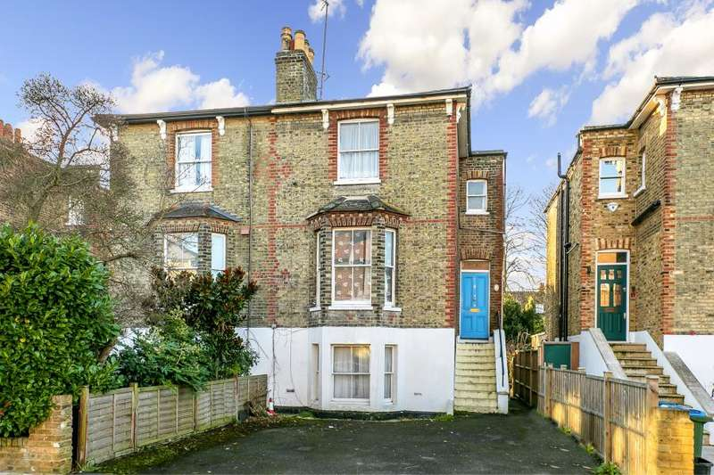 4 Bedrooms Semi Detached House for sale in Townshend Road, Richmond