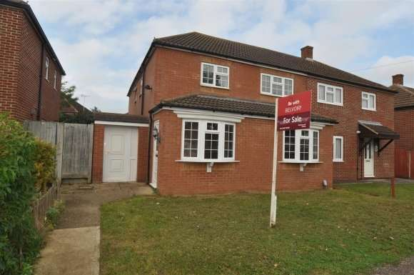 4 Bedrooms Detached House for sale in Milestone Road, Hitchin