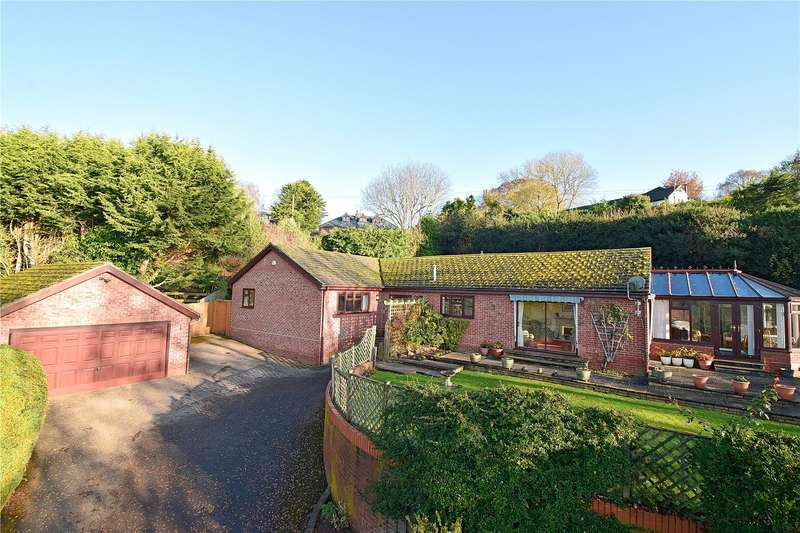 4 Bedrooms Bungalow for sale in Dough Bank, Ombersley, Worcestershire
