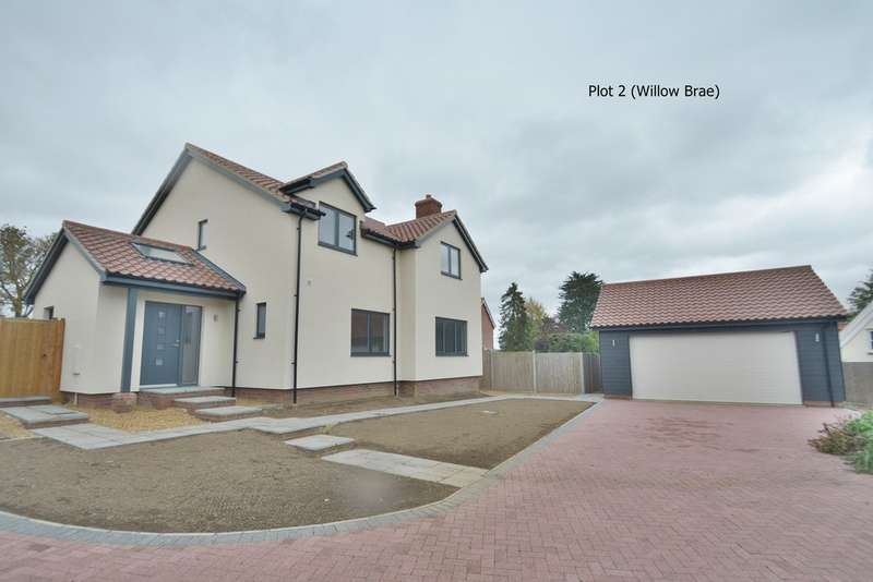 4 Bedrooms Detached House for sale in The Street, South Lopham