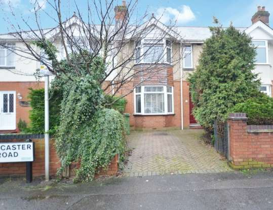 3 Bedrooms Terraced House for sale in Doncaster Rd, Eastleigh, Hampshire, SO50 5QL