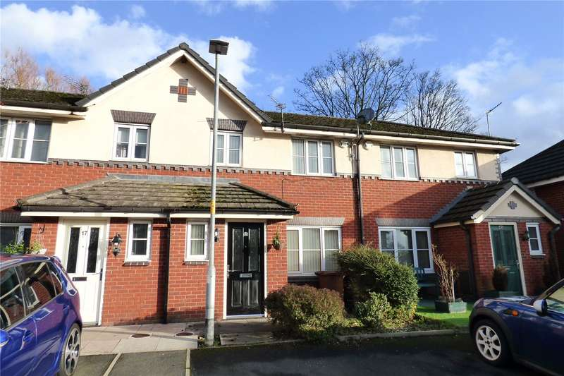 3 Bedrooms Town House for sale in Bakery Court, Ashton-under-Lyne, Greater Manchester, OL6