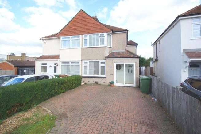 3 Bedrooms Semi Detached House for sale in Shirley Avenue, Bexley, Kent