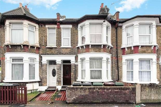 5 Bedrooms Terraced House for sale in Markhouse Road, Walthamstow, London