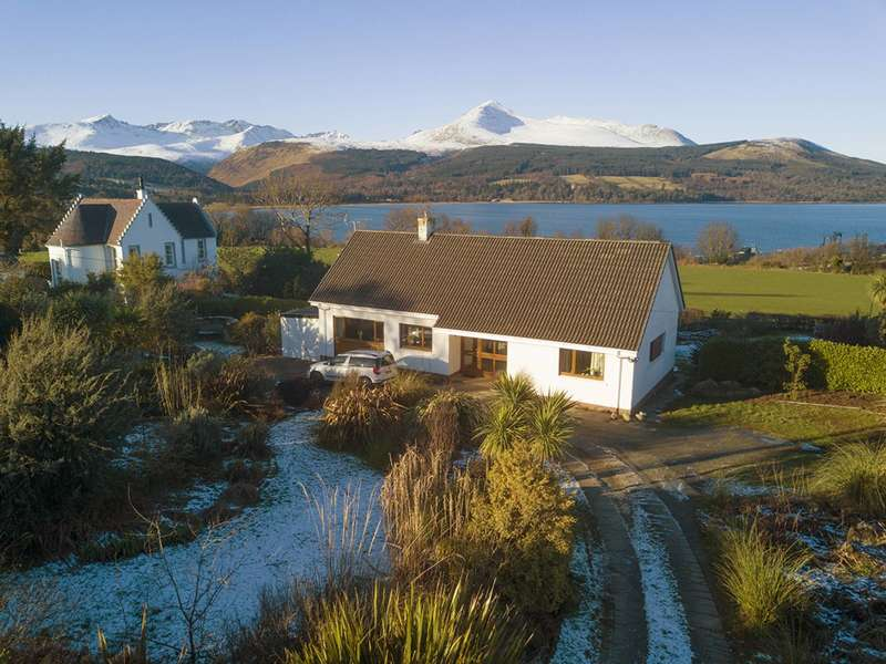 4 Bedrooms Bungalow for sale in Strathwhillan Road, Brodick, Isle of Arran, North Ayrshire, KA27 8BQ