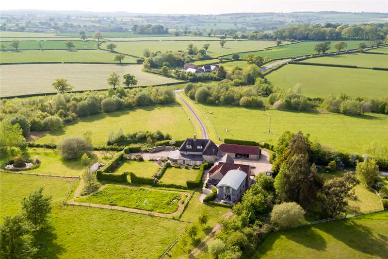 4 Bedrooms Detached House for sale in King's Stag, Sturminster Newton, DT10