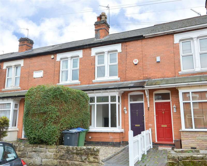 2 Bedrooms Terraced House for sale in Upper St Marys Road, Bearwood, West Midlands, B67