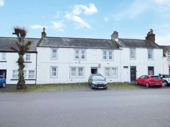 Property for sale in West Morton Street, Thornhill, Dumfriesshire, DG3 5NF
