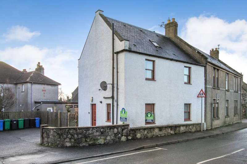 3 Bedrooms Semi Detached House for sale in Main Street, Upper Largo, Leven, KY8
