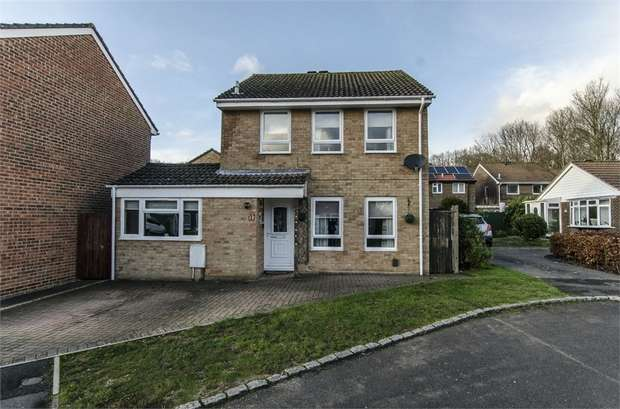 3 Bedrooms Detached House for sale in Allbrook Knoll, Boyatt Wood, EASTLEIGH, Hampshire