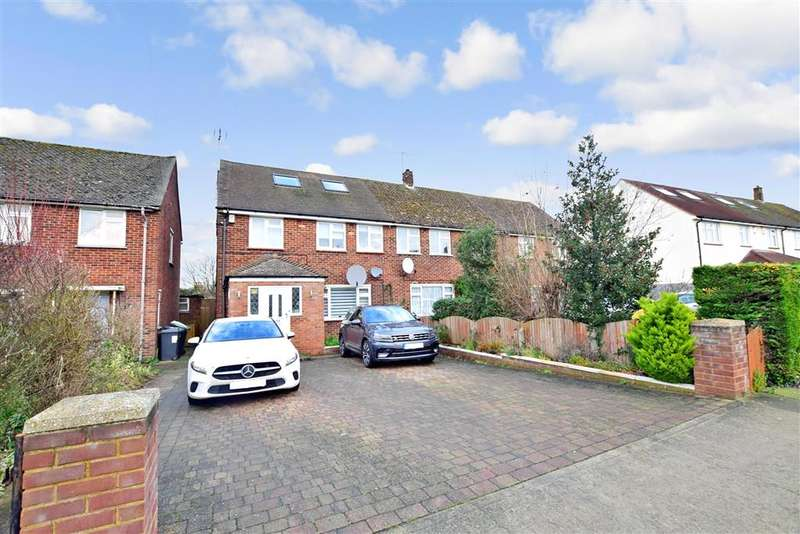 4 Bedrooms Semi Detached House for sale in Oxford Road, , Canterbury, Kent